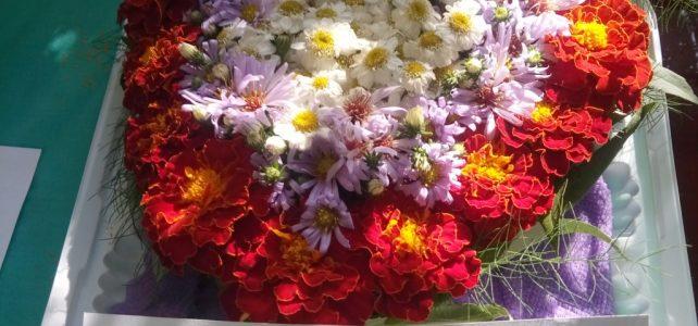 Конкурс-выставка букетов и цветочных композиций