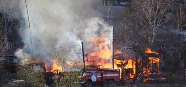 Пожарная безопасность в весенне-летний период
