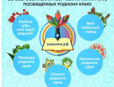 Внимание! Всероссийский творческий конкурс от образовательного портала «НИКА»